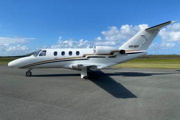 Cessna CJ Jet